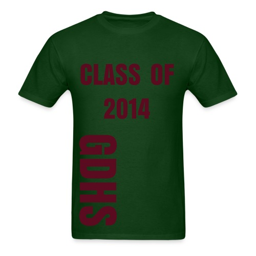 CLASS OF 14 - Men's T-Shirt