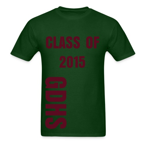 CLASS OF 15 - Men's T-Shirt