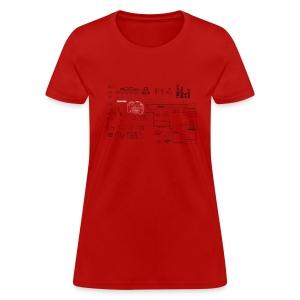 Camera addiction - Women's T-Shirt