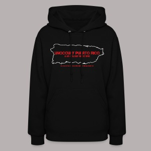 UNOCCUPY PUERTO RICO - Women's Hoodie