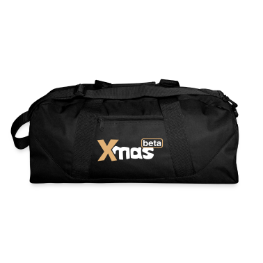 """Xmas beta"" Duffel Bag"