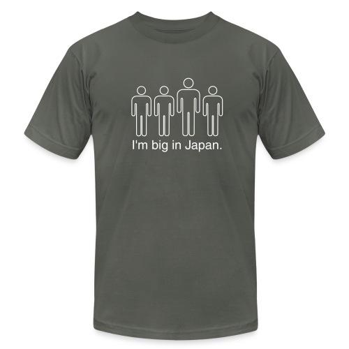 I'm Big in Japan - Men's Fine Jersey T-Shirt