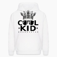 GUYS Crowned Cool Kid Hoodie Black