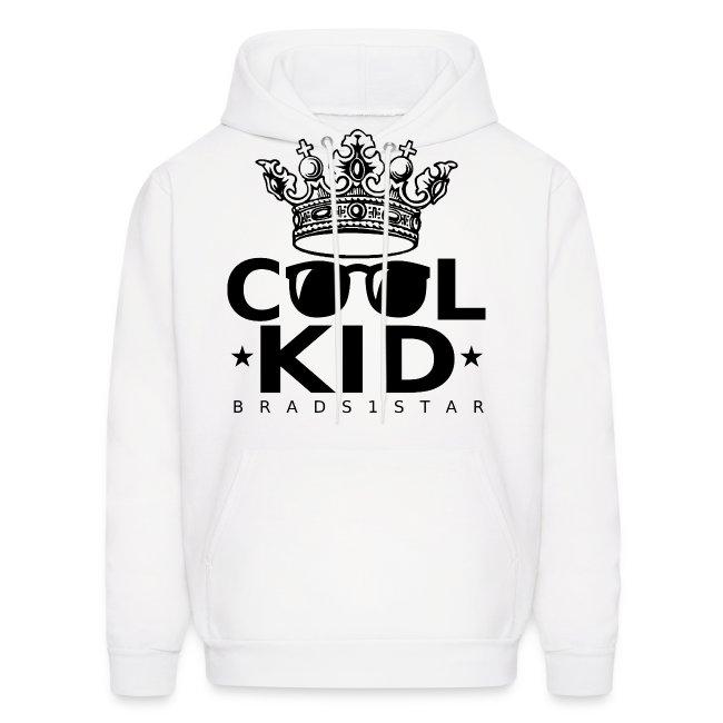 GUYS Crowned Cool Kid Hoodie Black b3c109207696