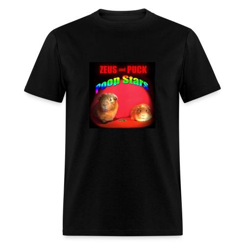 Poop Stars - Men's T-Shirt