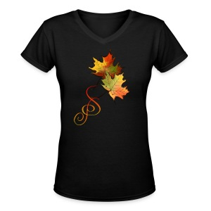 Last Journey Together - Women's V-Neck T-Shirt