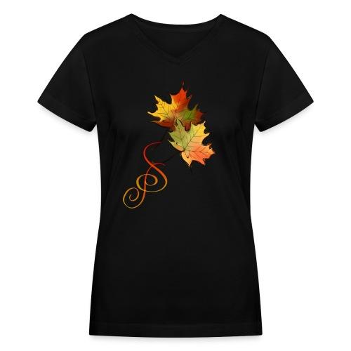 Last Journey Together - Women's V-Neck T-Shirt