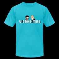 T-Shirts ~ Men's T-Shirt by American Apparel ~ Wisenheimers' Men's Shirt