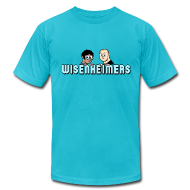 T-Shirts ~ Men's T-Shirt by American Apparel ~ Wisenheimers' Men's Shirt