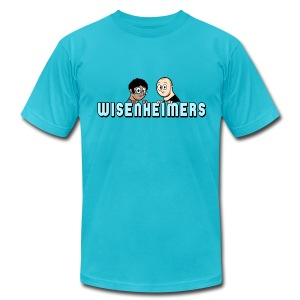 Wisenheimers' Men's Shirt - Men's T-Shirt by American Apparel