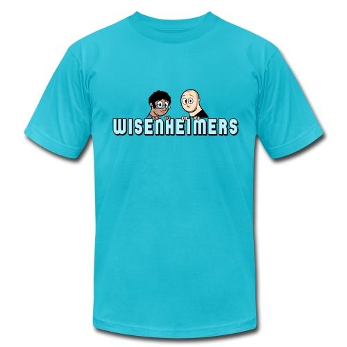 Wisenheimers' Men's Shirt - Men's Fine Jersey T-Shirt
