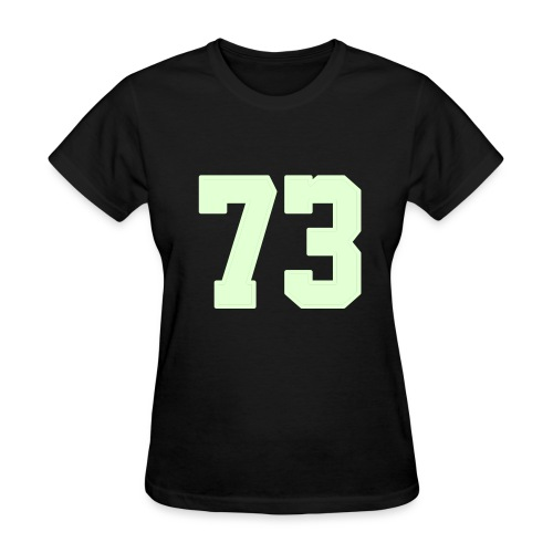 OE Designs - Glow SeventyThree - Women's T-Shirt