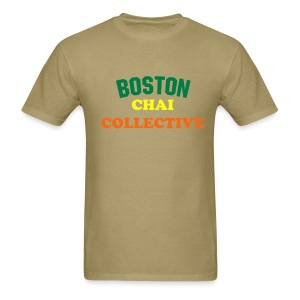 BOSTON CHAI - Men's T-Shirt