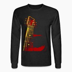 Guitar Long Sleeve Shirts