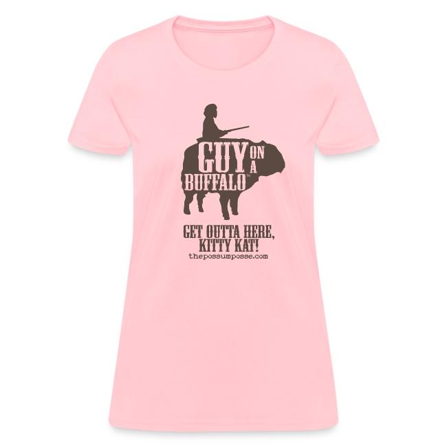 9083820e4 The Possum Posse - Online Shop   Kitty - Womens - Womens T-Shirt