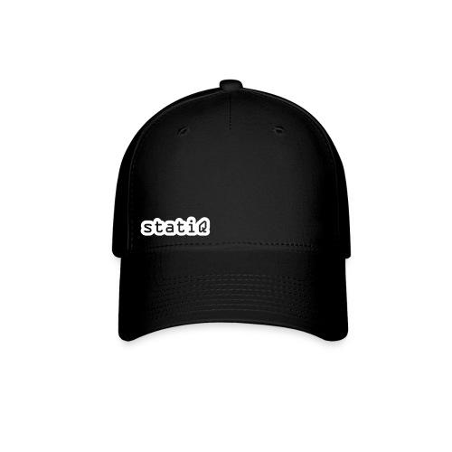 statiQ offcenter ballcap - Baseball Cap