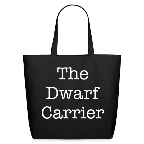 The Dwarf Carrier - Eco-Friendly Cotton Tote