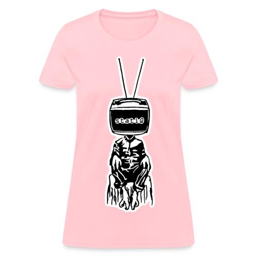 polydactyl/statiQ.org womens - Women's T-Shirt