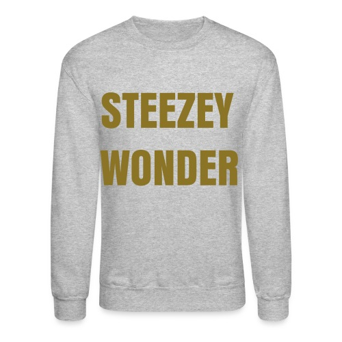 Steezey Wonder - Crewneck Sweatshirt