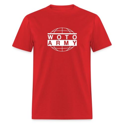 WOTO Army - Mens  - Standard Weight T - Men's T-Shirt