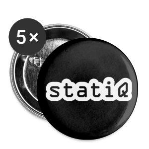 statiQ buttons - Small Buttons