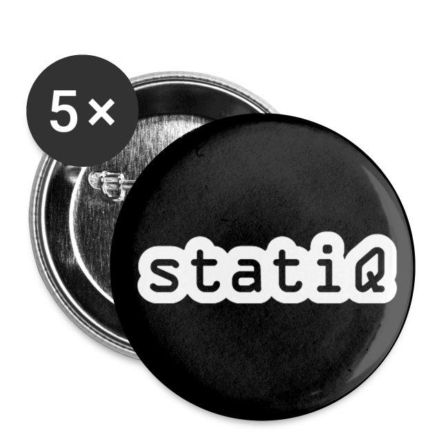 statiQ buttons
