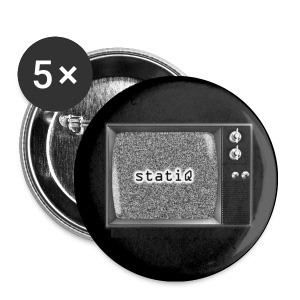 statiQ TV buttons - Small Buttons