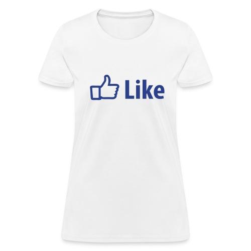 Fblike1 - Women's T-Shirt