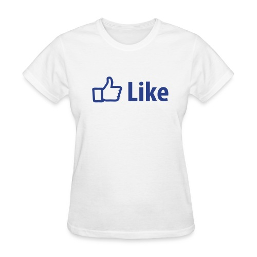 Fblike1 - Women's T-Shirt