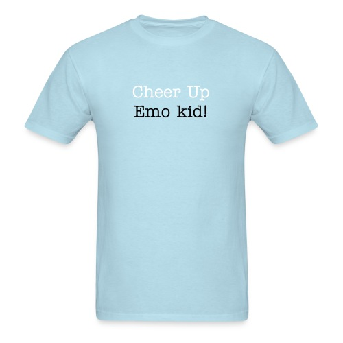 Emo Kid - Men's T-Shirt