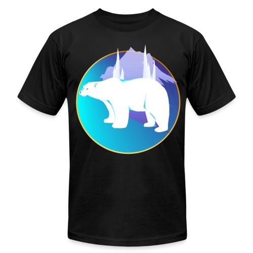 Cool Bear T Shirt - Men's Fine Jersey T-Shirt