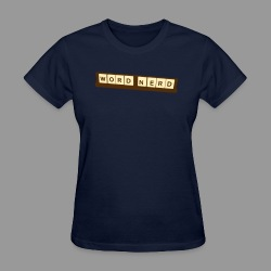 Word Nerd - Women's T-Shirt