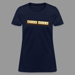 Word Nerd - Women's T-Shirt