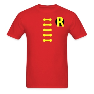 BOY WONDER COSTUME - Men's T-Shirt