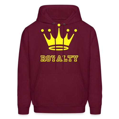 Be Royal  - Men's Hoodie