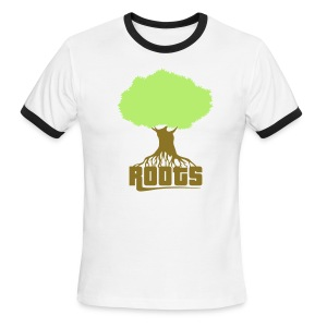 Roots Keep Us Grounded... - Men's Ringer T-Shirt
