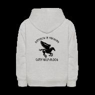 Sweatshirts ~ Kids' Hoodie ~ CAMP