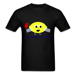 The Travelling Lemon - Men's T-Shirt