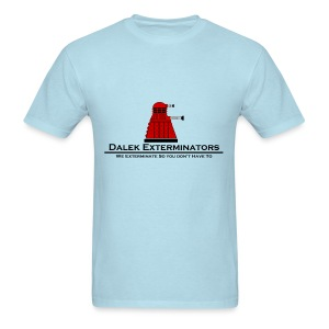 Dalek Exterminators - Men's T-Shirt