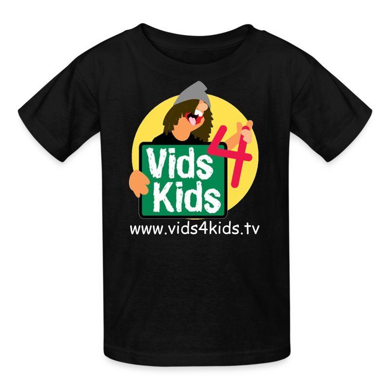 Vids4Kids.tv T-Shirt - Kids' T-Shirt