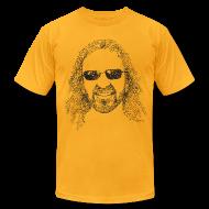 T-Shirts ~ Men's T-Shirt by American Apparel ~ Jorge Cervantes (American Apparel)