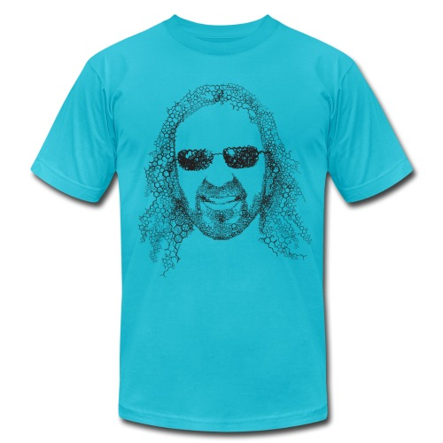 Jorge Cervantes (American Apparel) - Men's  Jersey T-Shirt