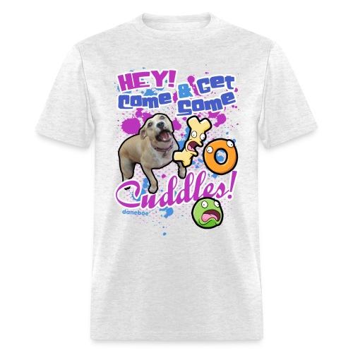 Cuddles T-Shirt - Men's T-Shirt