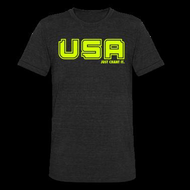 USA - Just Chant It. T-Shirts