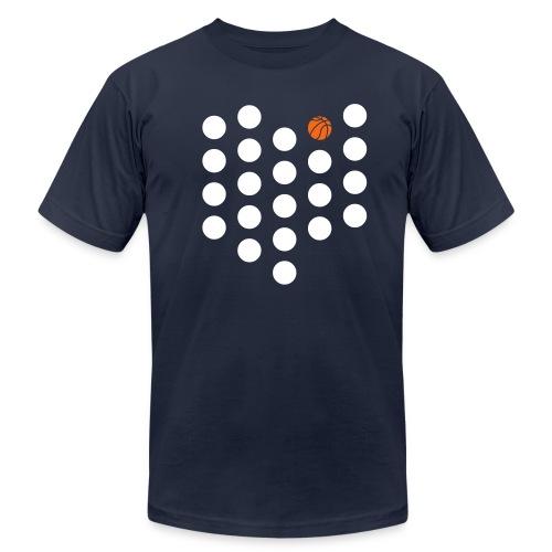 Cleveland Cavs - Mens - Men's Fine Jersey T-Shirt