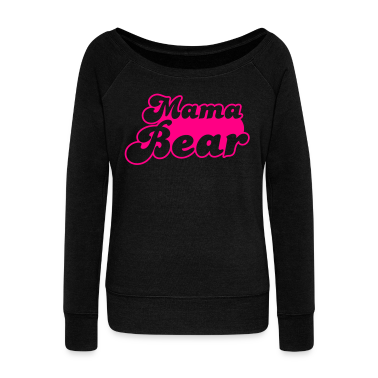 Mama Bear Long Sleeve Shirts