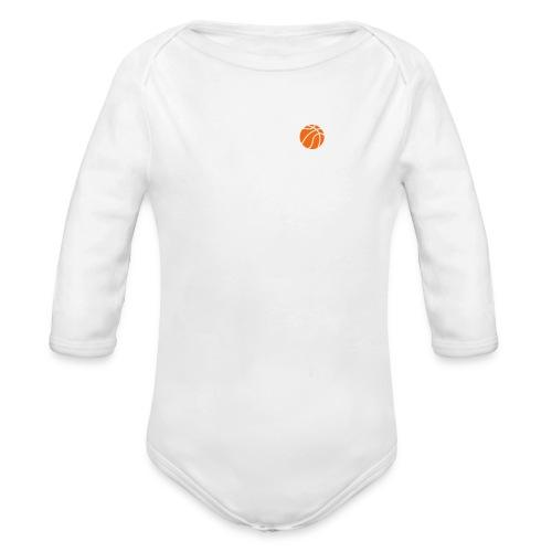 Cleveland Cavs - Baby - Organic Long Sleeve Baby Bodysuit