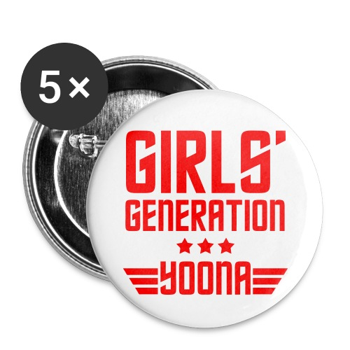 [SNSD] Genie Yoona - Small Buttons