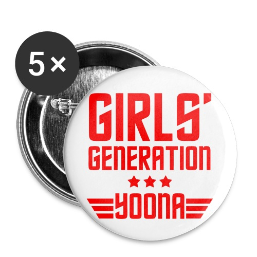 [SNSD] Genie Yoona - Large Buttons