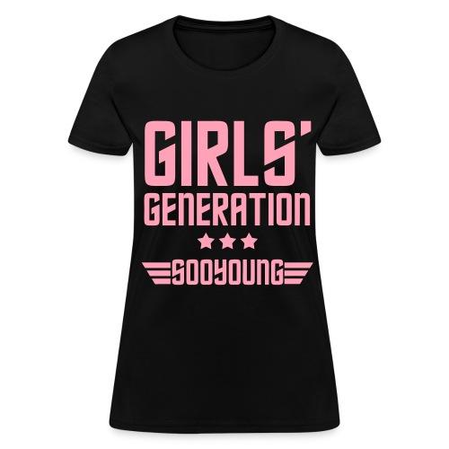 [SNSD] Genie Sooyoung - Women's T-Shirt